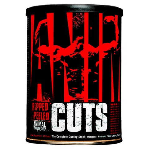 Animal Cuts Fat Burner Universal Nutrition Weight Loss Supplement Superstore