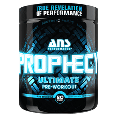 ANS Performance Prophecy Pre-Workout Blue Bombsicle