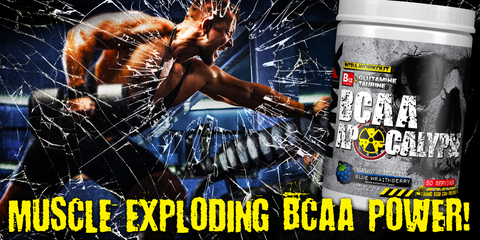 BCAA Apocalypse by MuscleMaxx BCAA at Supplement Superstore Canada