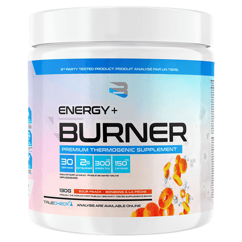 Believe Supplements Energy Plus Burner at Supplement Superstore Canada