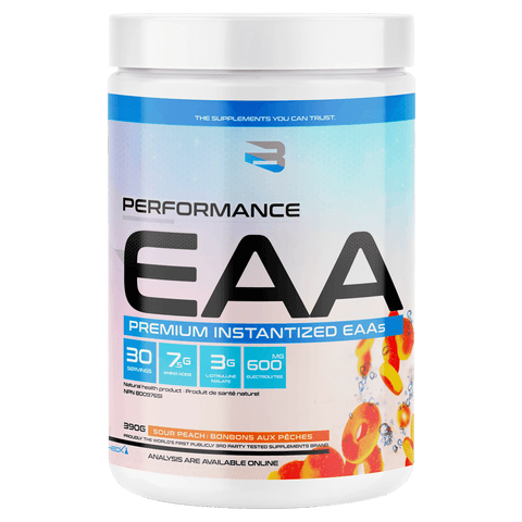 Performance EAA from Believe Supplements