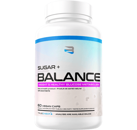 Sugar and balance supplement from Believe