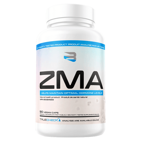 ZMA supplement from Believe