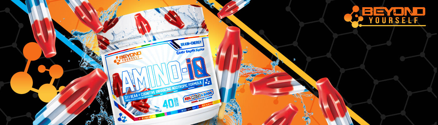 Beyond Yourself Amino IQ BCAA plus Energy at Supplement Superstore Canada