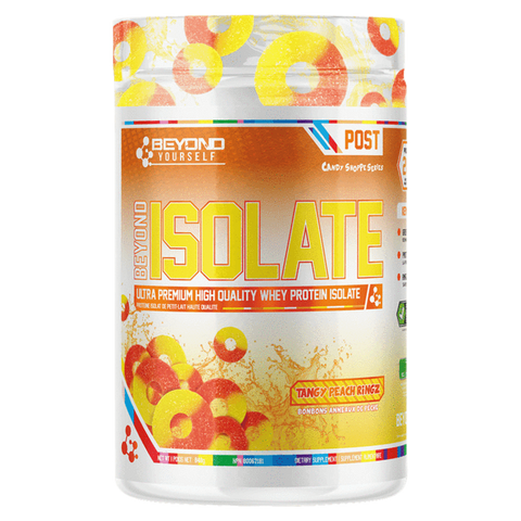 Isolate Candy Shoppe Series Supplement Superstore