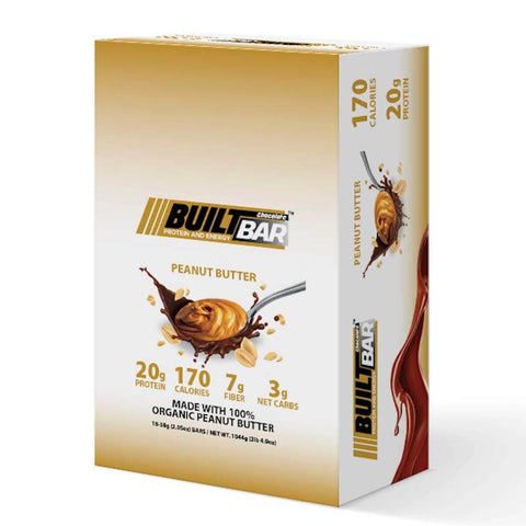 Built Bar Supplements Canada
