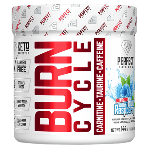 Burn Cycle Fat Burner Pre- Workout Supplement Superstore