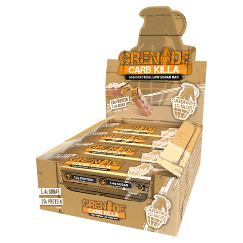 Grenade Carb Killa Protein Bars Supplement Superstore