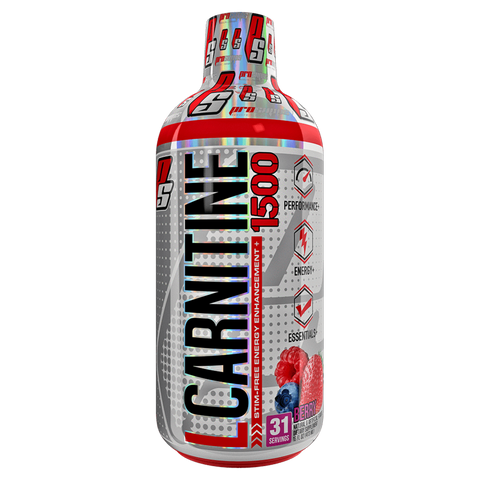L-Carnitine 1500 ProSupps Weight Loss Support Natural Energy Supplement Superstore