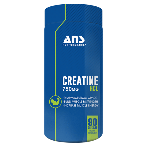 Creatine HCL Muscle Build Supplement Superstore
