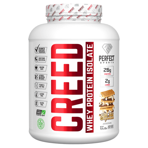 Sports Creed Whey Isolate Supplement Superstore
