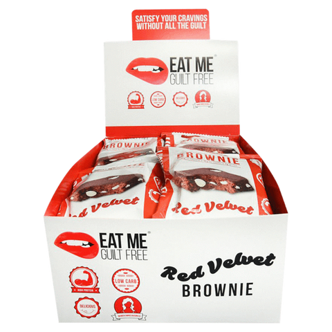 Eat me Gluten Free Brownie Protein Low Carb Supplement Superstore