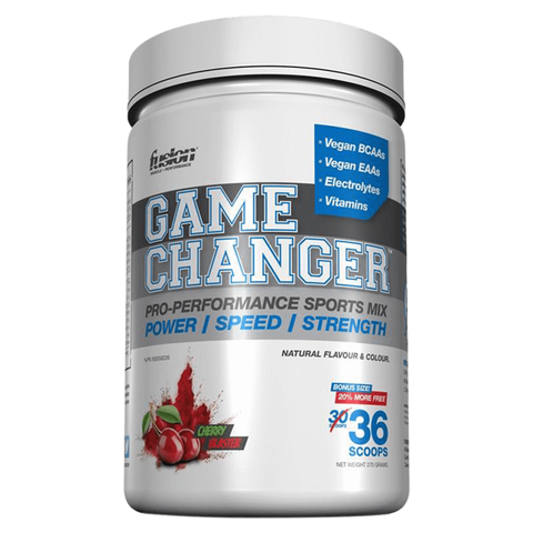Fusion Game Changer BCAA EAA Amino Acids Supplement Superstore
