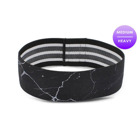 Glute band fitness accessory