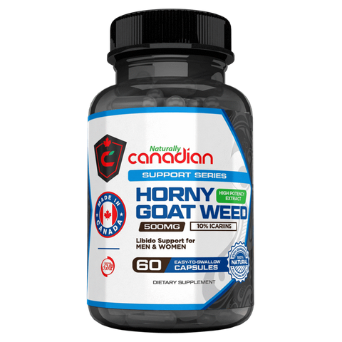 Horny Goat Weed Naturally Canadian Test Booster Supplement Superstore