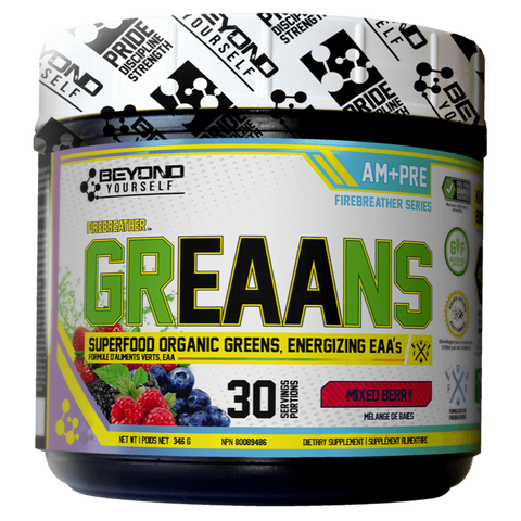GrEAAns Beyond Yourself Green Mixed Berry