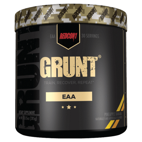 Grunt EAA RedCon1 Essential Amino Acids Workout Recovery Supplement Superstore