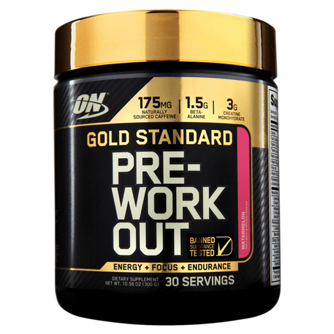ON Gold Standard Pre-Workout Supplement Superstore