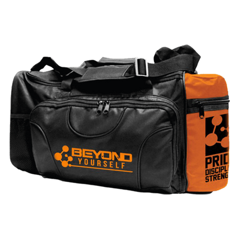 Gym Bag Beyond Yourself Fitness Supplement Superstore