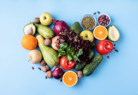 Fruits and Vegetables to Cleanse Detox