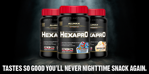 Allmax HexaPro Sustained Release Whey Protein at Supplement Superstore Canada