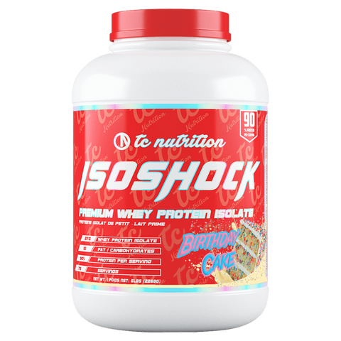 IsoShock Canadian Whey Protein Supplement Superstore