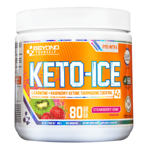 Keto Ice Beyond Yourself Carnitine Supplement Superstore