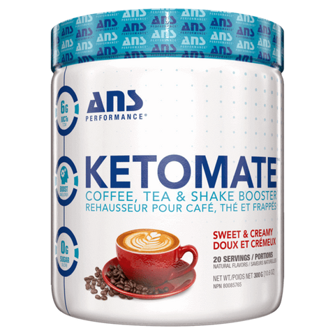 ANS KetoMate Keto Supplement Superstore