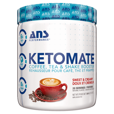 ANS KetoMate KetoSupplement Superstore