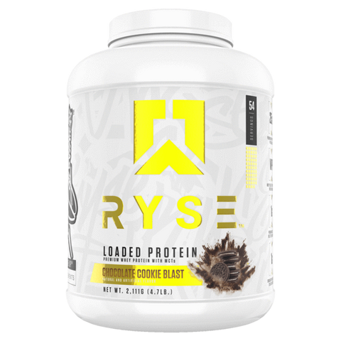 Loaded Protein Ryse Supplements Whey Protein Powder Supplement Superstore