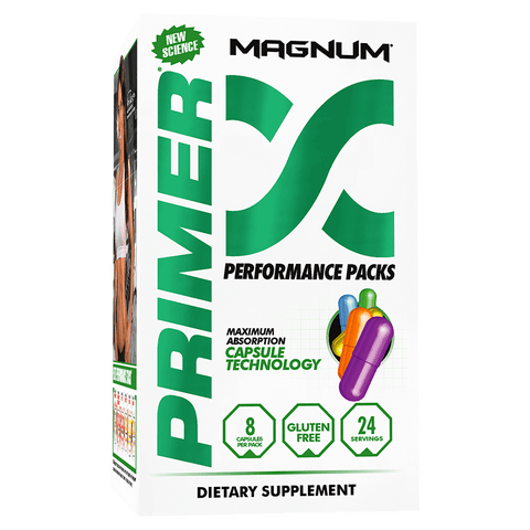 Magnum Primer Performance Packs Multi-Vitamin at Supplement Superstore Canada