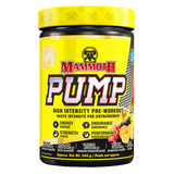 mammoth pre-workout