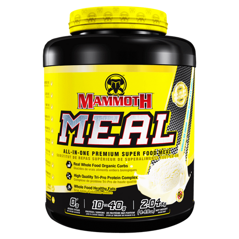 Mammoth Meal Meal Replacement Protein Supplement Superstore