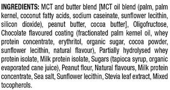 Nutraphase Clean Fats Ingredients at Supplement Superstore Canada