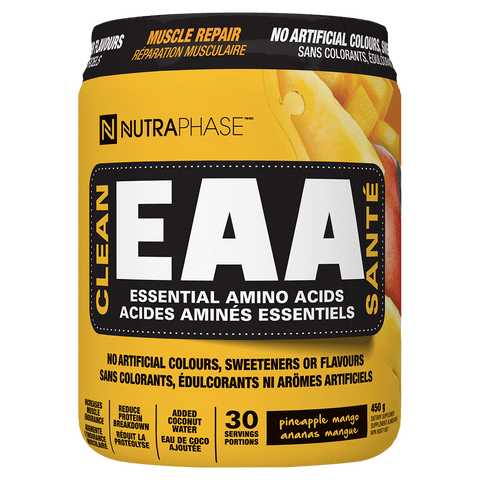 Nutraphase EAA Amino Acids at Supplement Superstore Canada