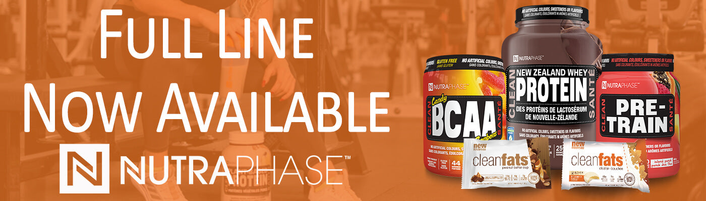 Nutraphase Supplements Now Available at Supplement Superstore Canada