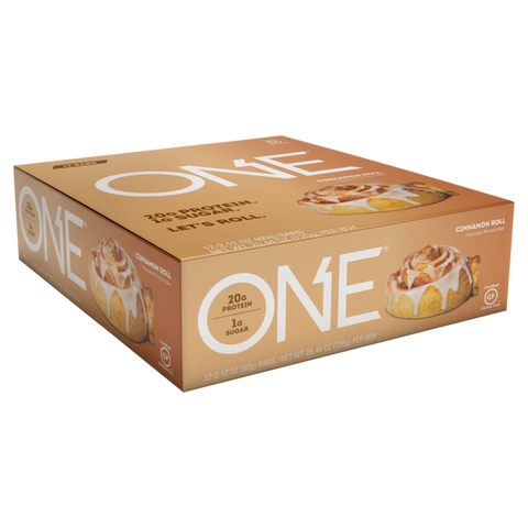 ONE bar Oh Yeah Protein Bar Supplement Superstore
