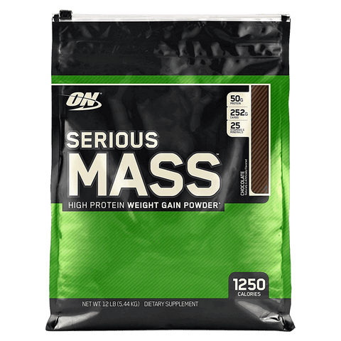 Optimum Nutrition Serious Mass Weight Gainer Supplements Canada