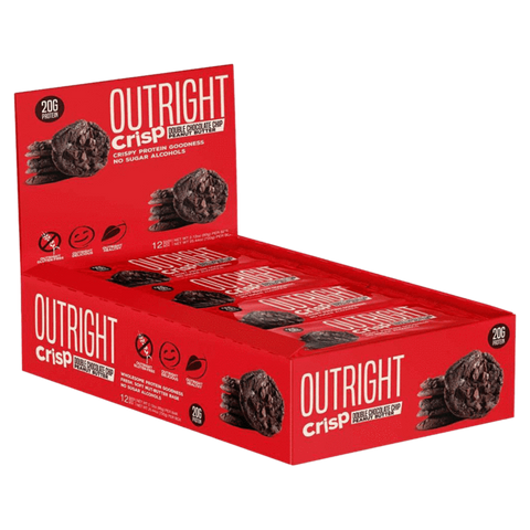 Outright Protein Bar MTA Nutrition Protein All Natural Supplement Superstore