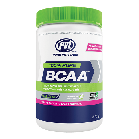 PVL Pure BCAA Amino Acids Natural Workout Recovery Supplement Superstore
