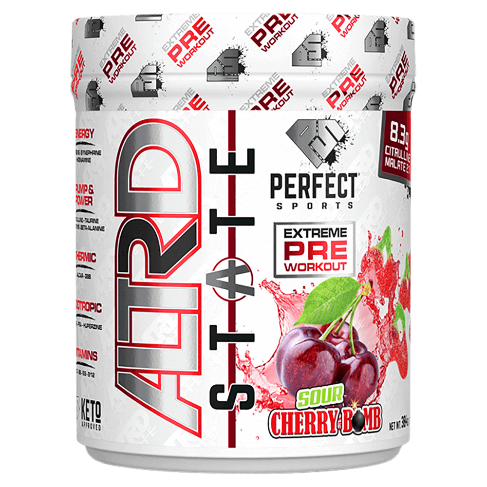 Perfect Sports Altrd State Pre-Workout