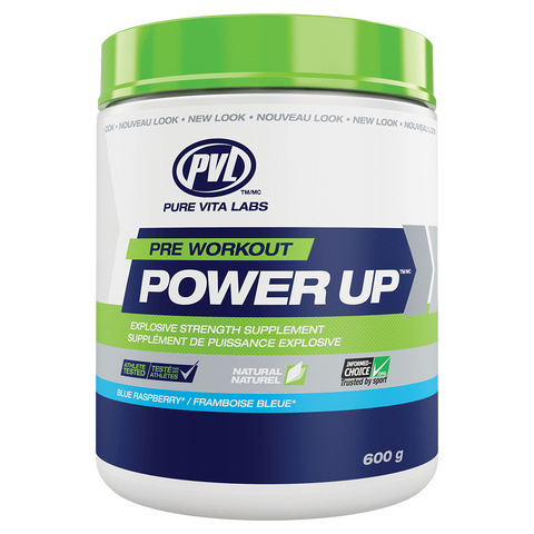 Power Up Pre-Workout All Natural Energy Supplement Superstore