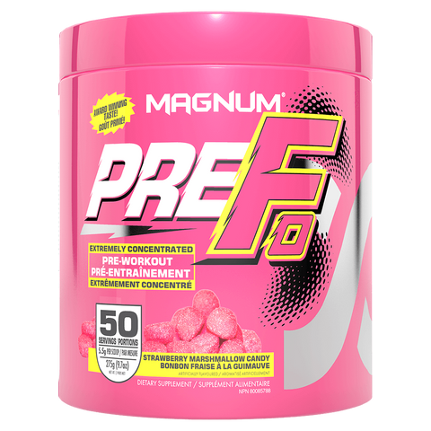 Magnum Pre-Fo Pre-Workout Magnum Nutraceuticals Energy Supplement Superstore