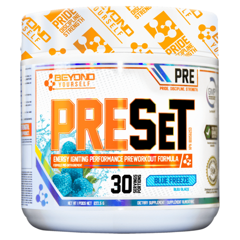 Pre Ser Pre-Workout Beyond Yourself Supplement Superstore