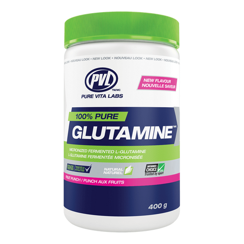 PVL Pure Glutamine Recovery Supplement Superstore