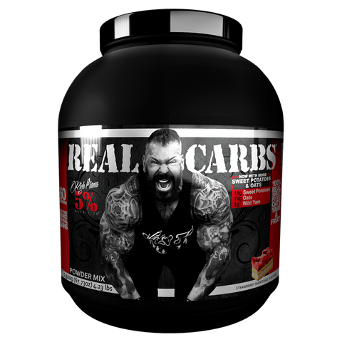 Real Carbs 5% Nutrition carbohydrate Supplement Superstore