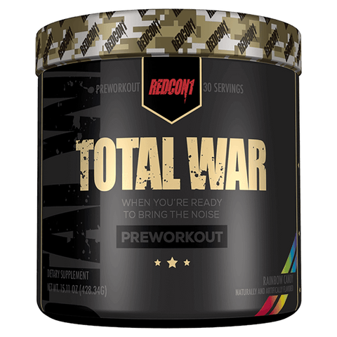 RedCon1 Total War Pre-Workout Supplements Canada