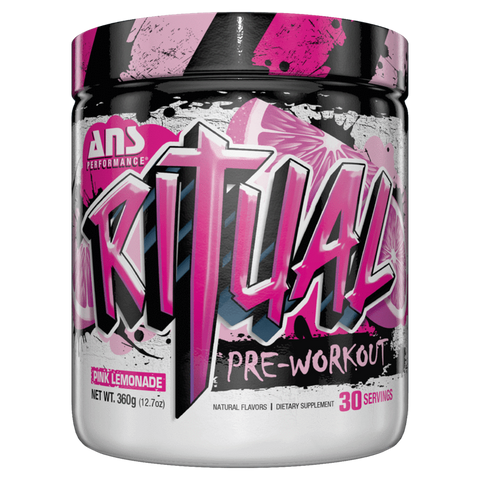 Ritual Pre-Workout ANS Supplement Superstore