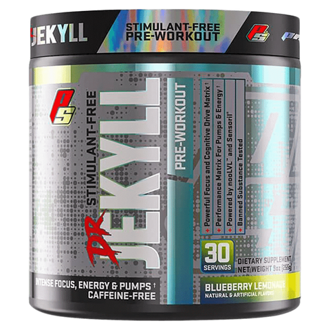 De Jekyll Stimulant-Free Pre-Workout ProSupps Supplement Superstore