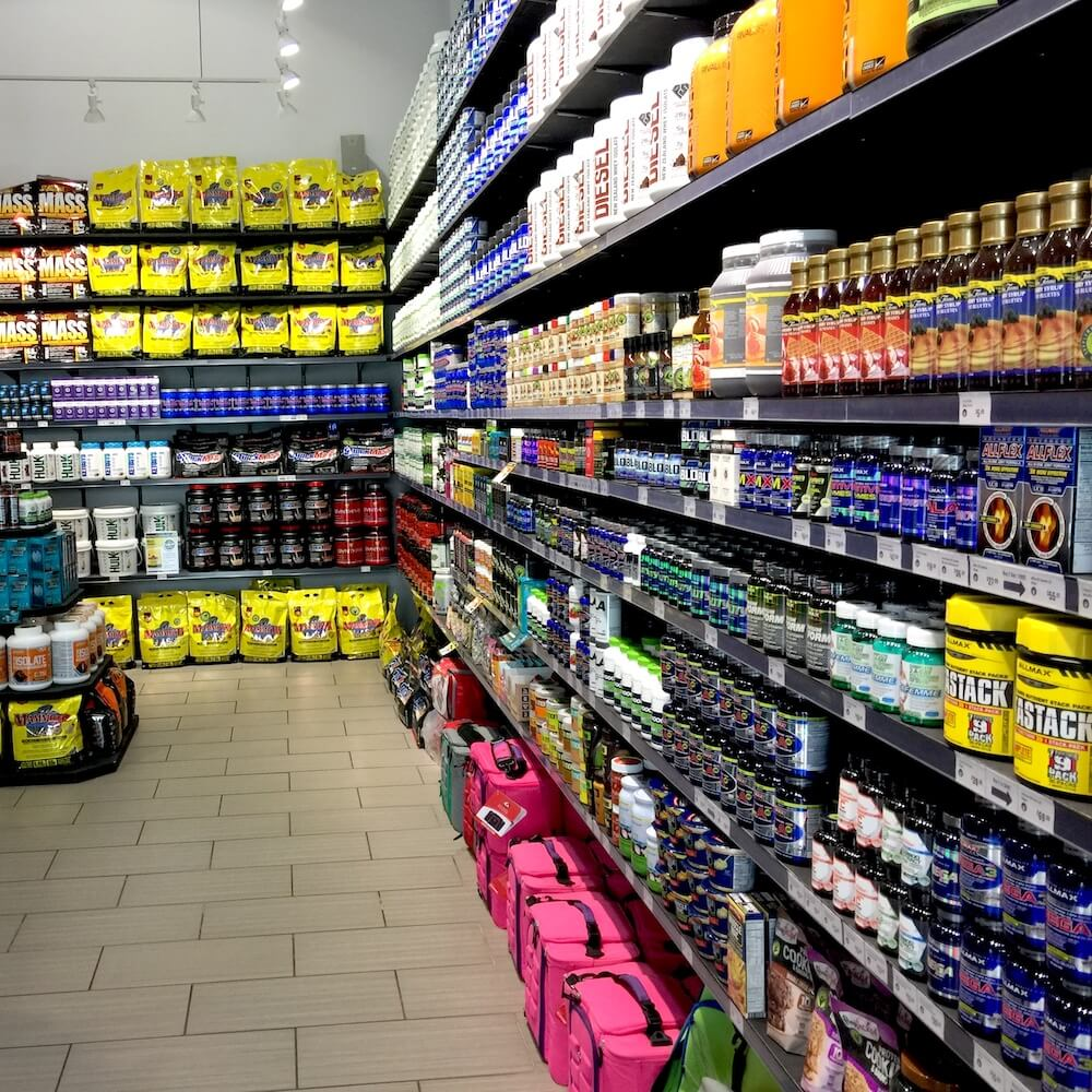 Supplement Superstore In Store